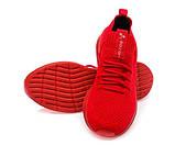 Кроссовки RDZGH 881513(40-44) красные, фото 5