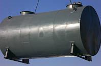 Резервуары для АЗС горизонтальные стальные наземные