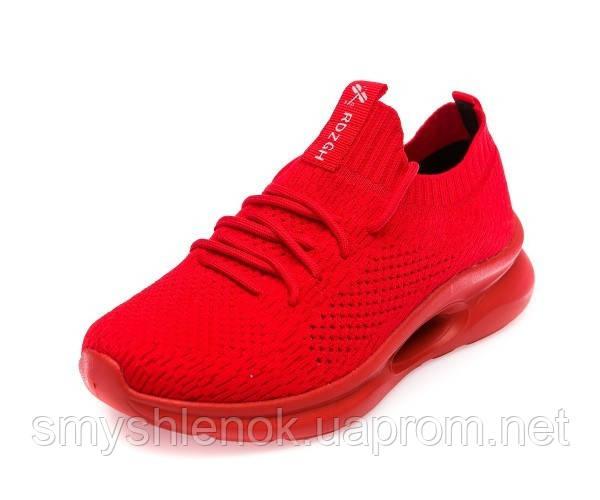 Кроссовки RDZGH 781513(36-40) красные
