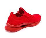 Кроссовки RDZGH 781513(36-40) красные, фото 3