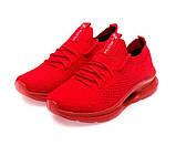 Кроссовки RDZGH 781513(36-40) красные, фото 4