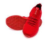 Кроссовки RDZGH 781513(36-40) красные, фото 5