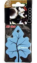 Ароматизатор воздуха картонный Paloma Gold COCCO
