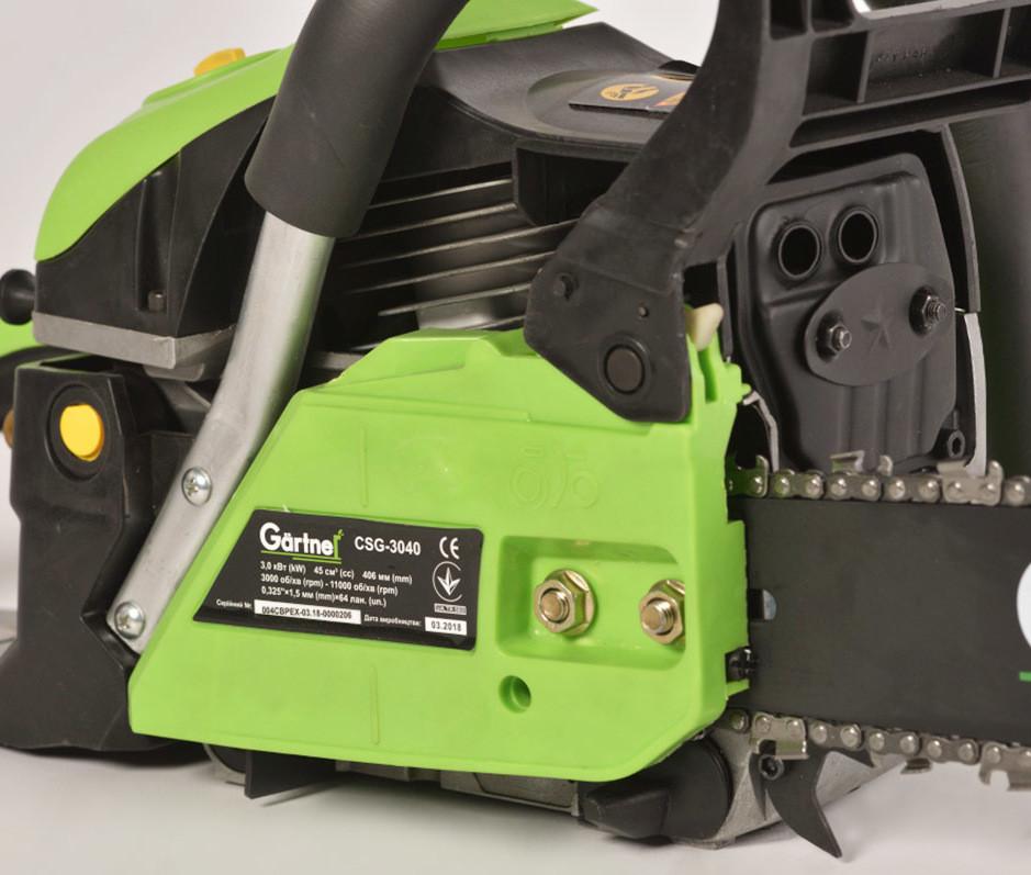 Тормозной механизм в сборе бензопилы Gartner CSG-3040
