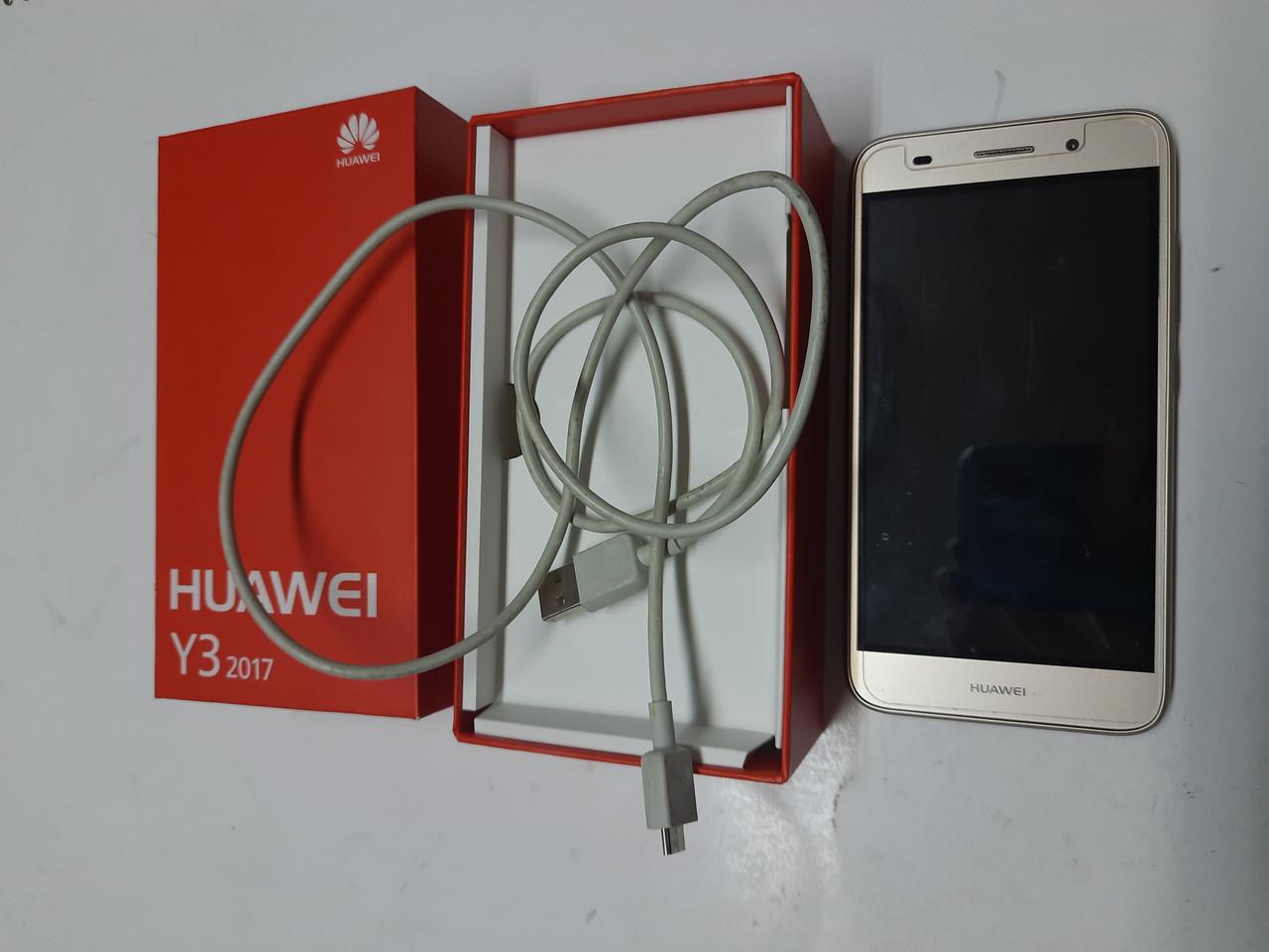 Huawei Y3 2017 CRO-U00 1/8 #654BP