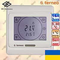 Сенсорный терморегулятор Terneo SEN для керамической панели