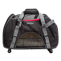 Сумка-переноска для кошек Bergan Wheeled Comfort Carrier (48х25х33 см.)