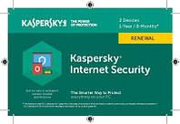 Kaspersky Internet Security Multi-Device European Edition Продление 2ПК 1год KL1941XCBFR