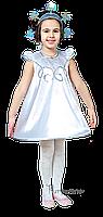 Детский карнавальный костюм Снежинки Код 9116