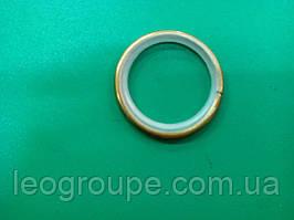 Кільце для труби 19мм тихе антик (30mm)
