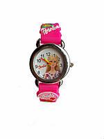 Часы детские Barbie-185 Розовые BR-185, КОД: 111911