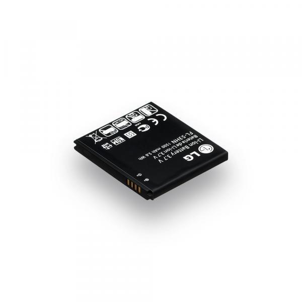 Аккумулятор LG P920 / BL-53HN