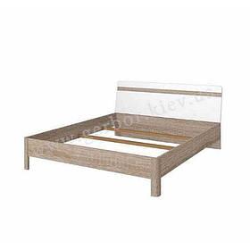 ЛИБЕРТИ Кровать LOZ 160 (каркас) без ламелей