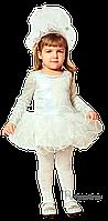 Детский карнавальный костюм Снежинки Код 9120