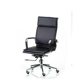 Кресло офисное Solano 4 artleather black Special4You