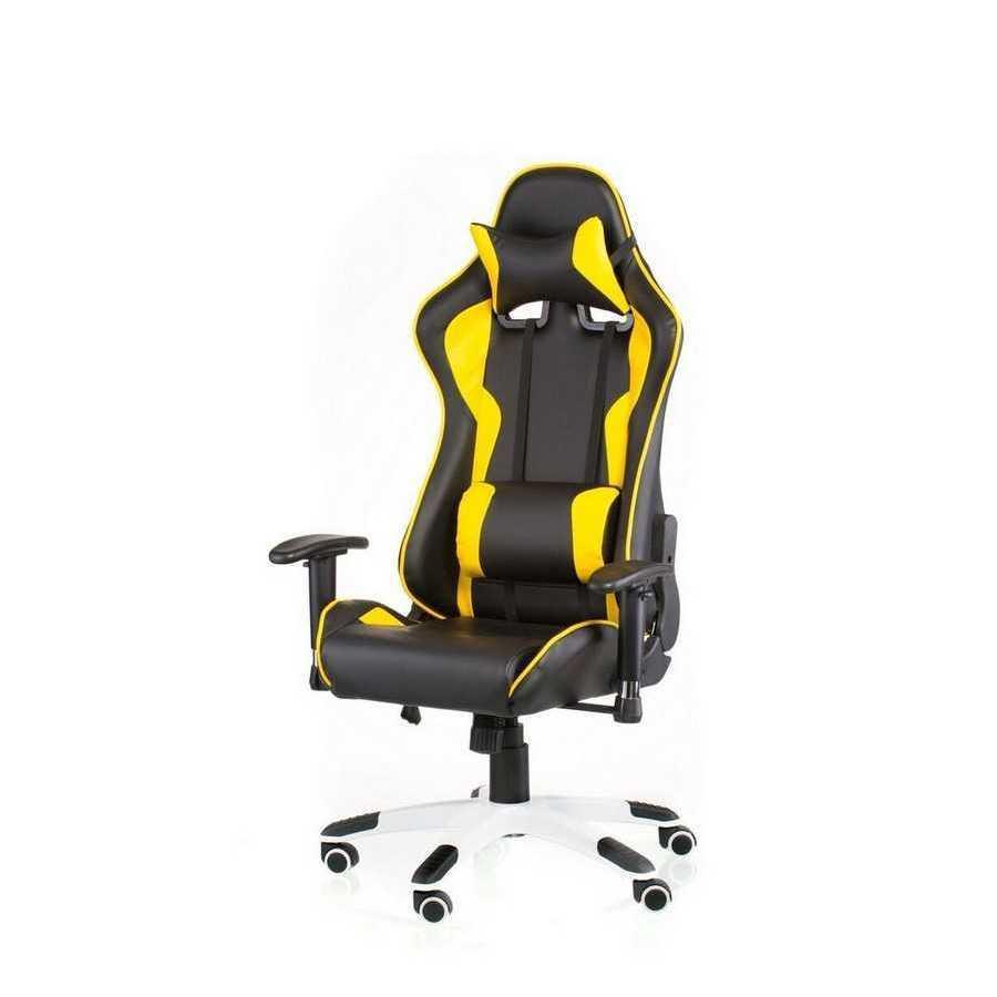 Кресло офисное геймерское еxtrеmеRacе black/yеllow Special4You