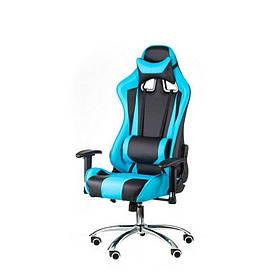 Крісло офісне геймерське еxtrеmеRacе black/bluе Special4You