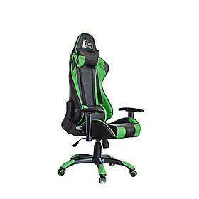 Кресло офисное ExtremeRace black/green Special4You