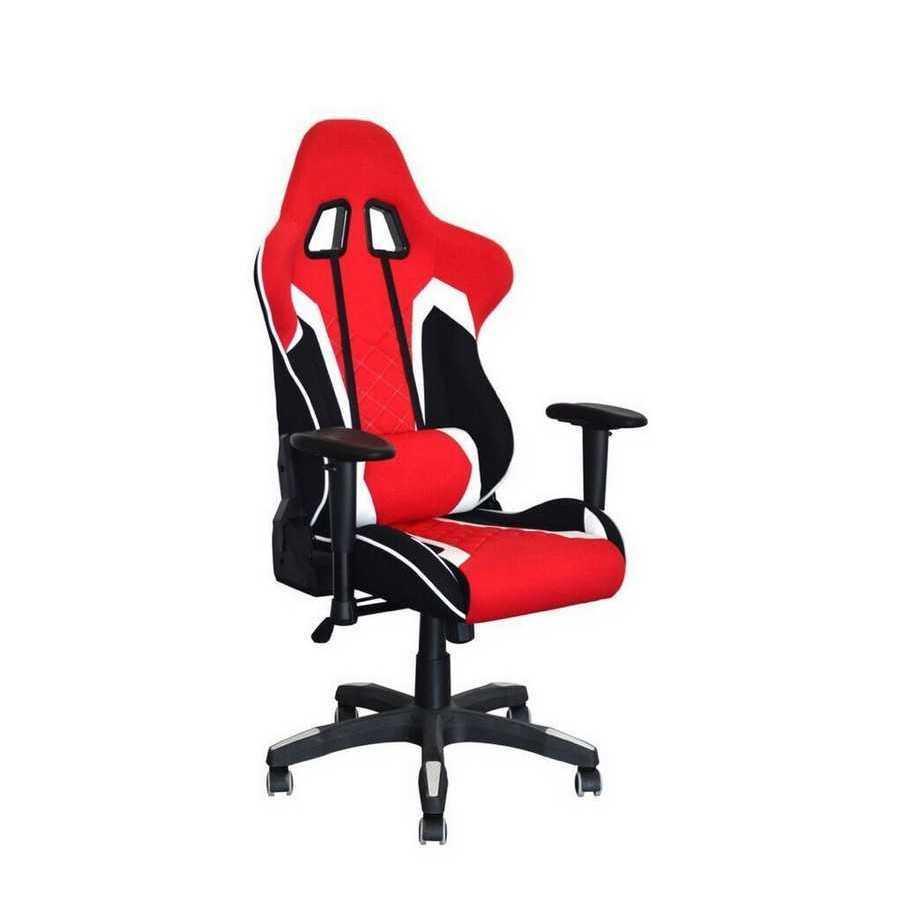 Крісло офісне ExtremeRace 3 black/red Special4You