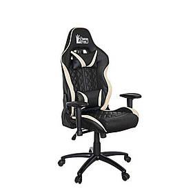 Кресло офисное ExtremeRace 3 black/cream Special4You