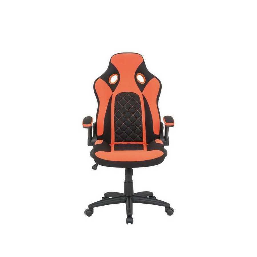 Крісло офісне Kroz black/red Special4You