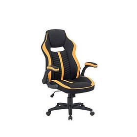 Кресло офисное Prime black/yellow Special4You