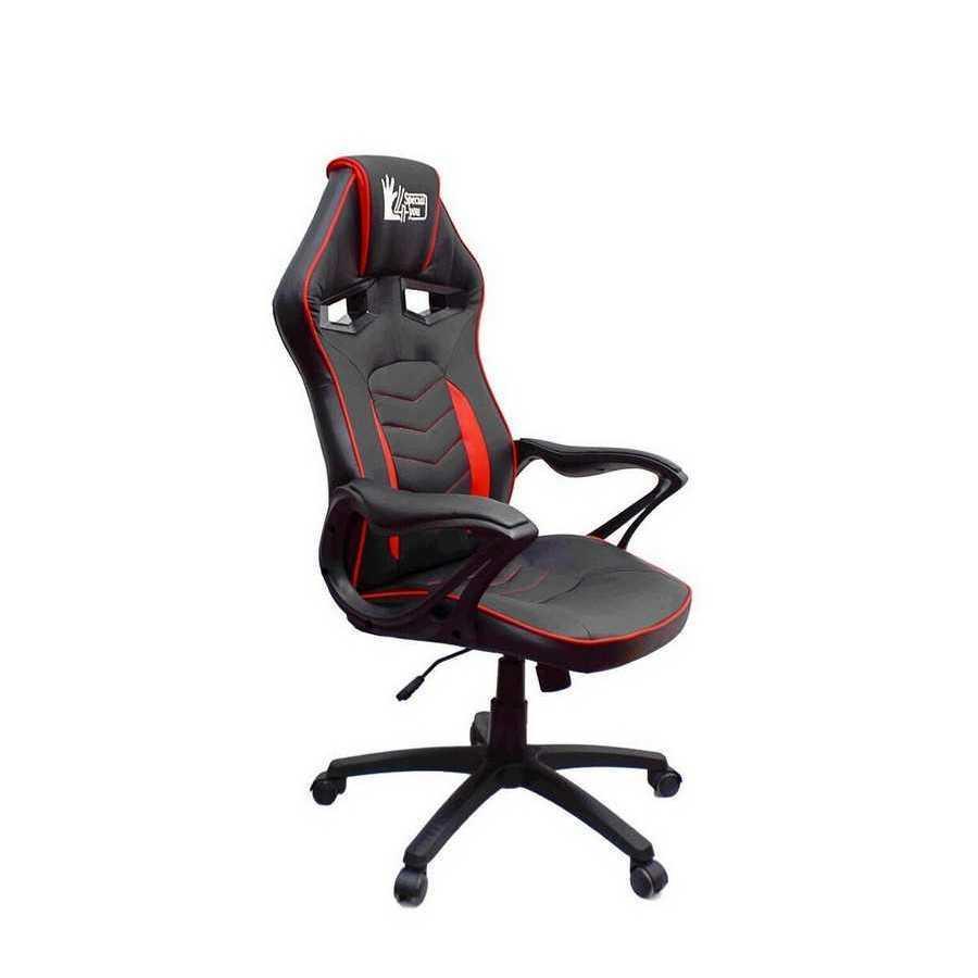 Крісло офісне Nitro black/red Special4You