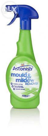 ASTONISH Mould & Mildew Remover против плесени