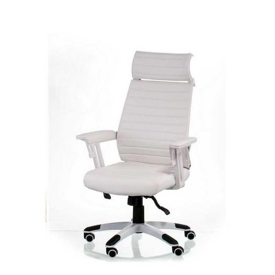 Крісло офісне Monika white Special4You
