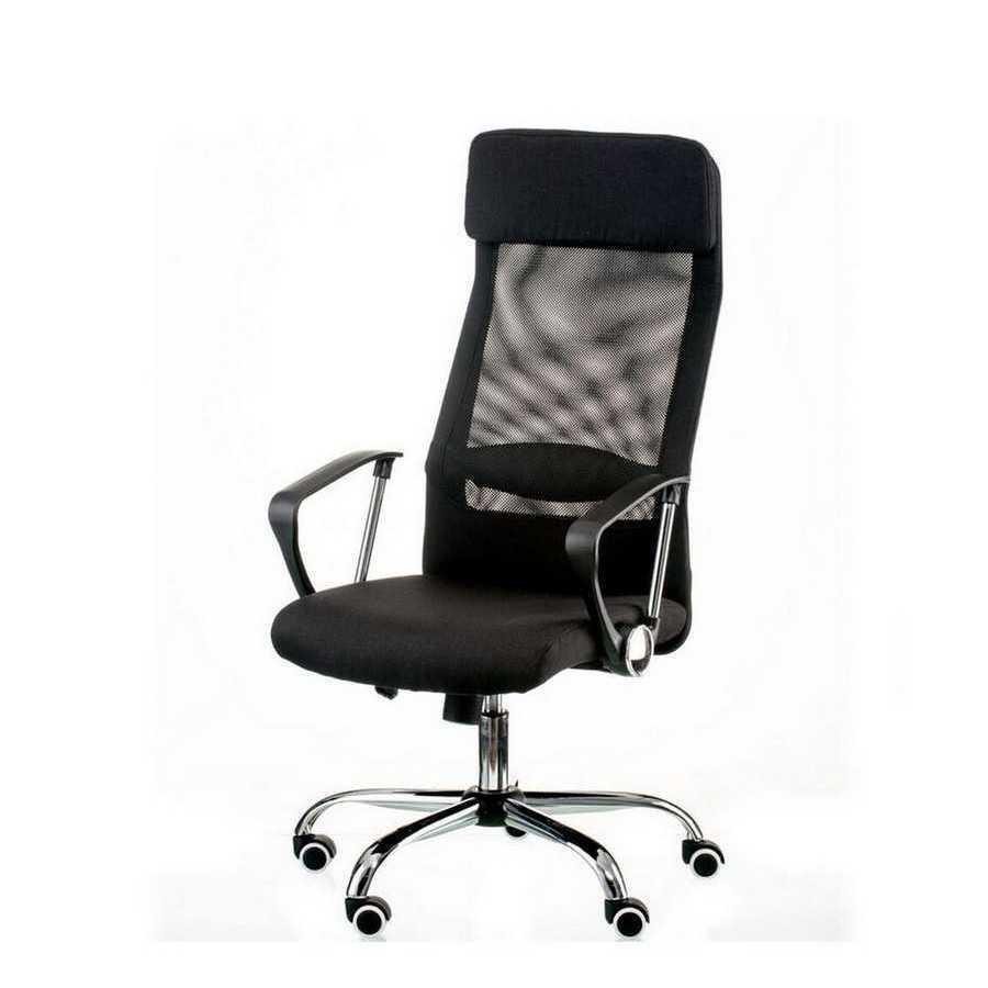 Крісло офісне Silba black Special4You