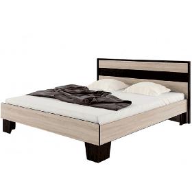 Кровать 140 «Скарлет» Sokme без ламелей