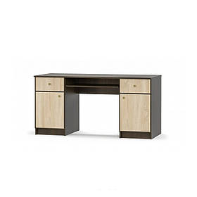 Стол компьютерный Фантазия 2Д/2Ш Мебель-Сервис