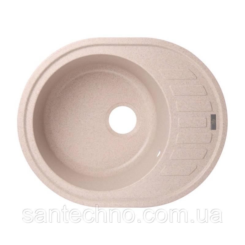 Кухонная мойка GF 620x500/200 MAR-07 (GFMAR07620500200)