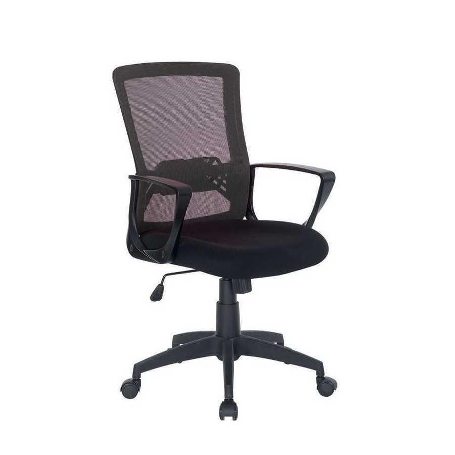 Крісло офісне Admit black Special4You