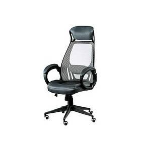 Крісло офісне Briz grey/black Special4You