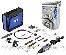 Многофункциональный инструмент Dremel 3000 + 105 насадок + 3 приставки F0133000LG