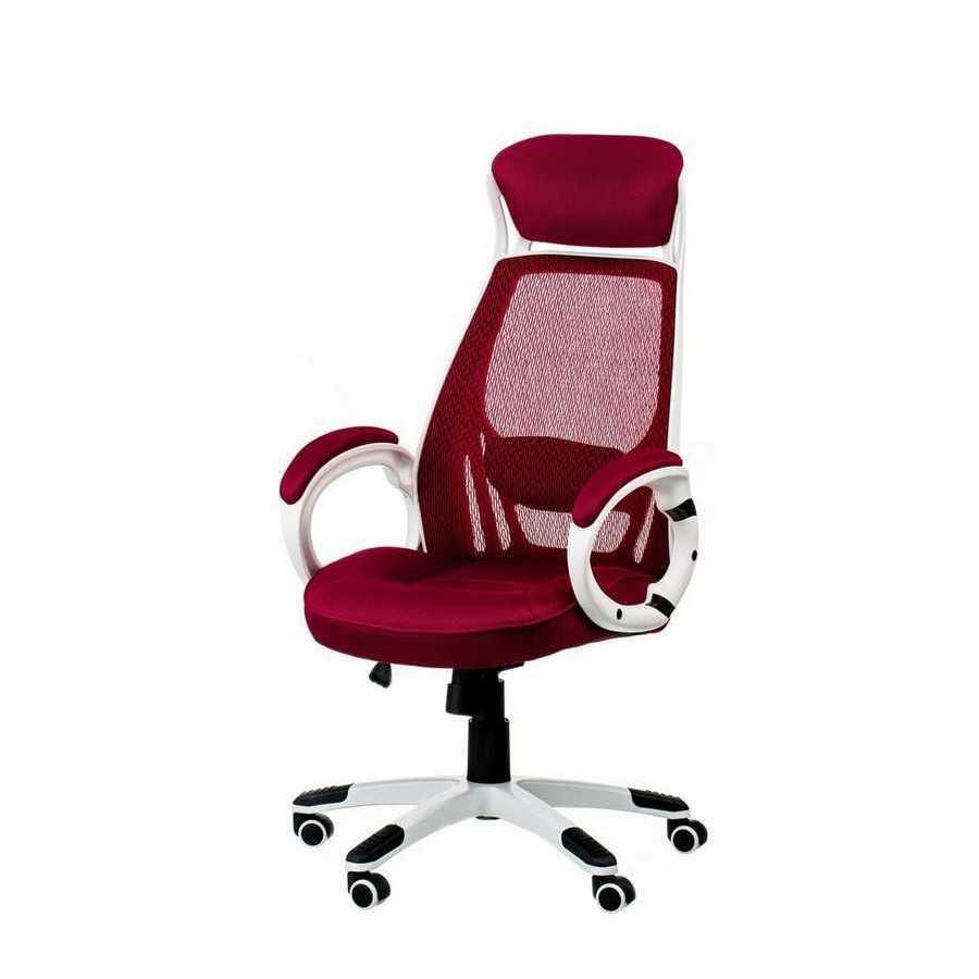 Крісло офісне Briz rеd/whitе Special4You