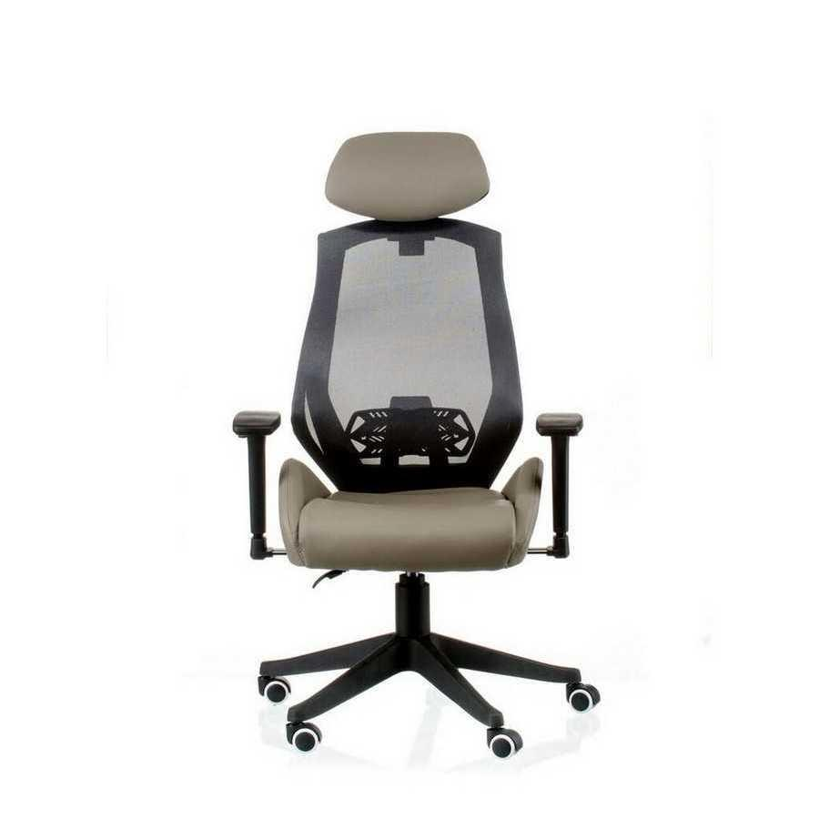 Крісло офісне Alto grey Special4You