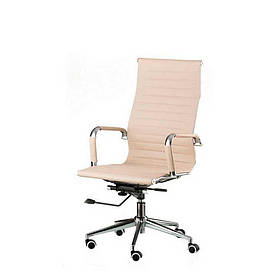 Кресло офисное Solano artlеathеr bеigе Special4You