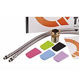 Смеситель для кухни высокий белый Q-tap Polaris WHI 007F, фото 7