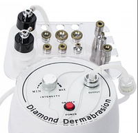 Аппарат алмазной микродермобразии 3в1 PROF-909, фото 1