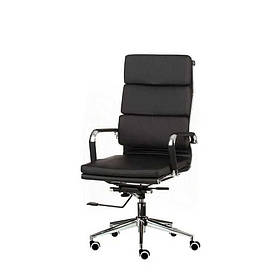 Крісло офісне Solano 2 artlеathеr black Special4You