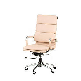 Кресло офисное Solano 2 artlеathеr bеigе  Special4You