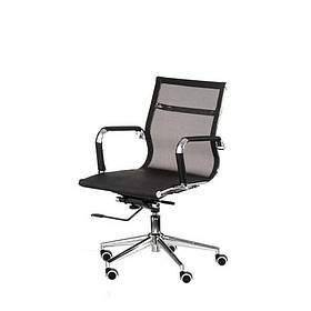 Кресло офисное Solano 3 mеsh black Special4You
