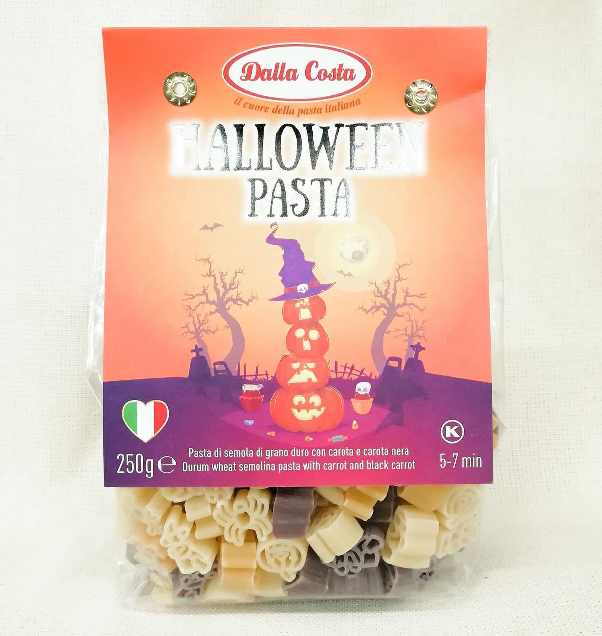 Dalla Costa Halloween Pasta макароны для детей 250 gramm