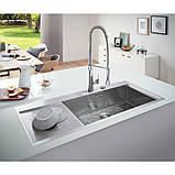 Кухонная мойка Grohe Sink K1000 31582SD0, фото 4