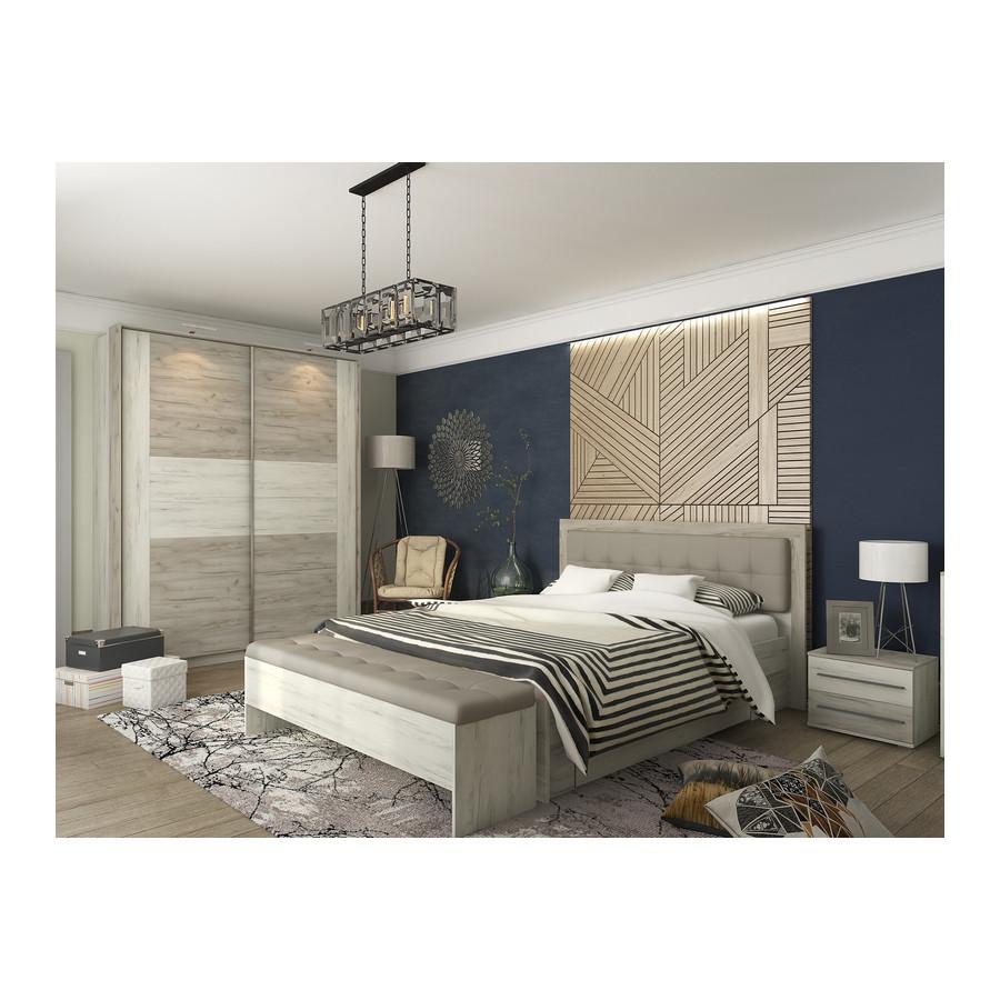 Двоспальне ліжко Мілана Сокме