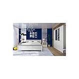 Шкаф распашной в спальню, в прихожую из ДСП Орегон 4Д Сокме Пино Аурелио/Мадагаскар Нельсон, фото 6