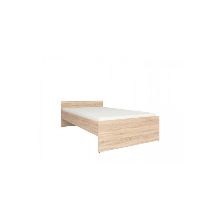 Кровать двуспальная в спальню из ДСП 160*200 Непо без ламелей