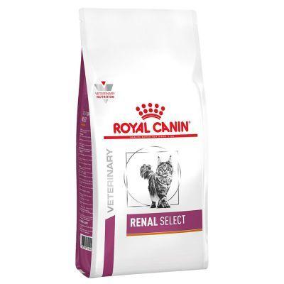 Корм для котов при почечной недостаточности Royal Canin Renal Select Feline 4 кг